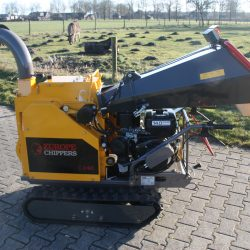 Europe Chippers CC 140
