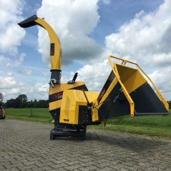 Europe Chippers DC 285 PTO.4