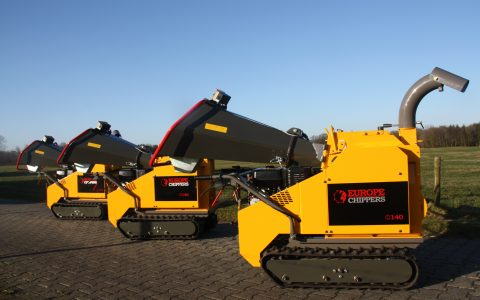 Overview Europe Chipper CC.140