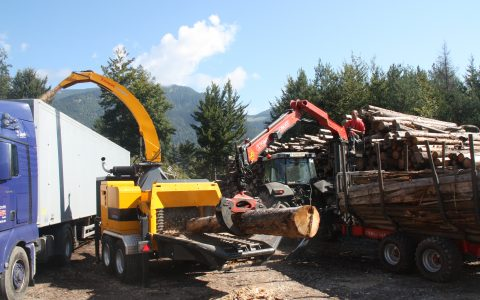 Europe Chippers EC 1060 Tandem 275 HP.5