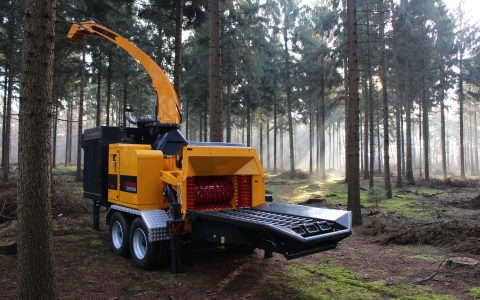 Europe Chippers EC 1060 Tandem 400 HP.2