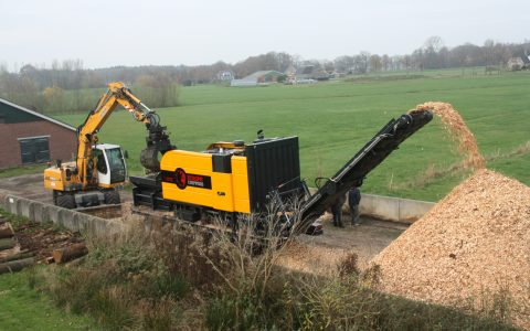 Europe Chippers EC 1175 Trailer mount.4