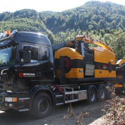Overview Europe Chippers