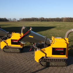 Overview Europe Chippers CC 140