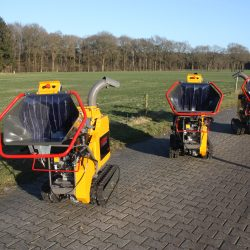 Overview Europe Compact Chippers